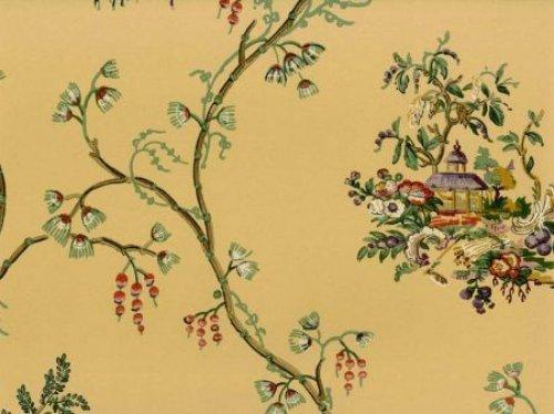 Pics Photos  Zoffany Wallpaper Oriental Garden Rpw10023
