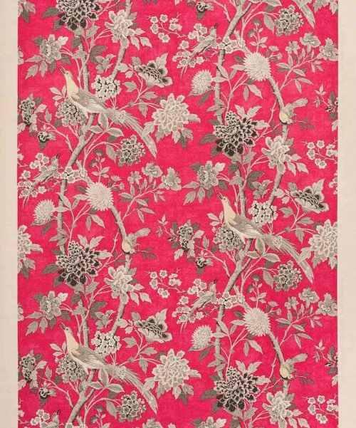 Buy Bennison Songbird Fabric Online Alexander Interiors