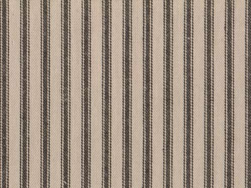Titley marr ticking stripe fabric