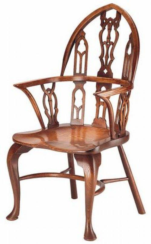 Wonderful Gothic Windsor Chair 500 x 808 · 48 kB · jpeg