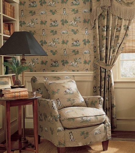 Thibaut repertoire wolverhampton wallpaper alexander for Wallpaper home goods