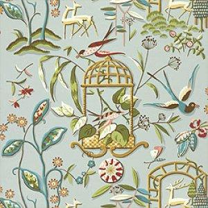 Thibaut Serendipity Providence Fabric Alexander Interiors