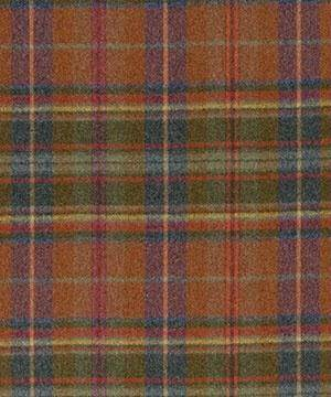 RALPH LAUREN THIRLESTONE PLAID FABRIC