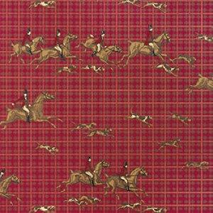 Thibaut Repertoire Tally Ho Wallpaper Alexander Interiors