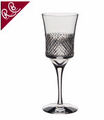 ROYAL BRIERLEY ANTIBES WINE GOBLET GLASS