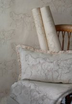 Lewis & Wood Equus Fabric