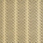 MULBERRY SWASH STRIPE  FABRIC