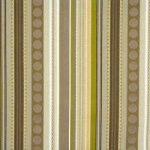 MULBERRY BRAIDED STRIPE   FABRIC