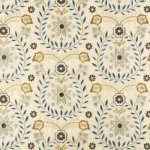 MULBERRY HOME DIVA SILK  FABRIC