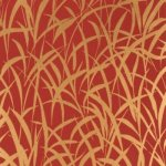 MULBERRY GRASSES  WALLPAPER FG051