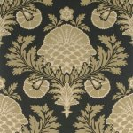 MULBERRY PALACE DAMASK WALLPAPER FG053