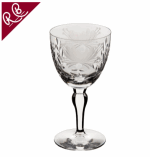 ROYAL BRIERLEY HONEYSUCKLE LARGE WINE GLASS