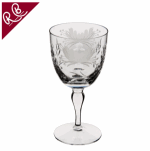 ROYAL BRIERLEY HONEYSUCKLE WINE GOBLET