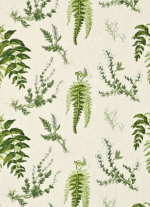 GP & J BAKER ROYAL FERNS FABRIC