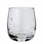 DARTINGTON CRYSTAL GLITZ TUMBLER GLASSES