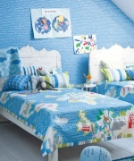 DESIGNERS GUILD KIDS AROUND THE WORLD FABRIC