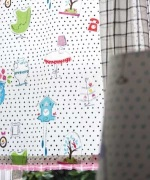 DESIGNERS GUILD KIDS TEA TIME FABRIC
