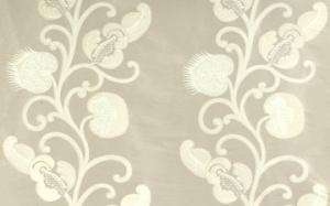 Neischa Crosland Sea Thistle Woven Fabric