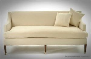 ALEXANDERS WHITCHURCH HANDMADE SOFA