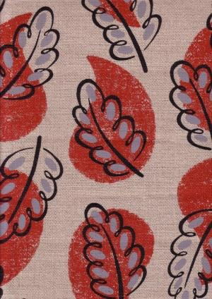 Borderline Woodland Fabric