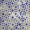 Select Colour Code Variant: 6040 PEÑA PALACE - CHINA BLUE ON QUARTZ