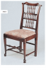 LIVERPOOL SPINDLE BACK CHAIR