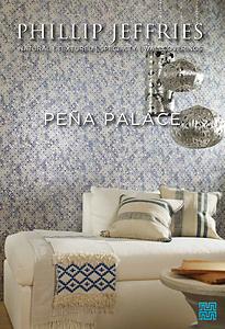Philip Jeffries Pena Palace Wallpaper