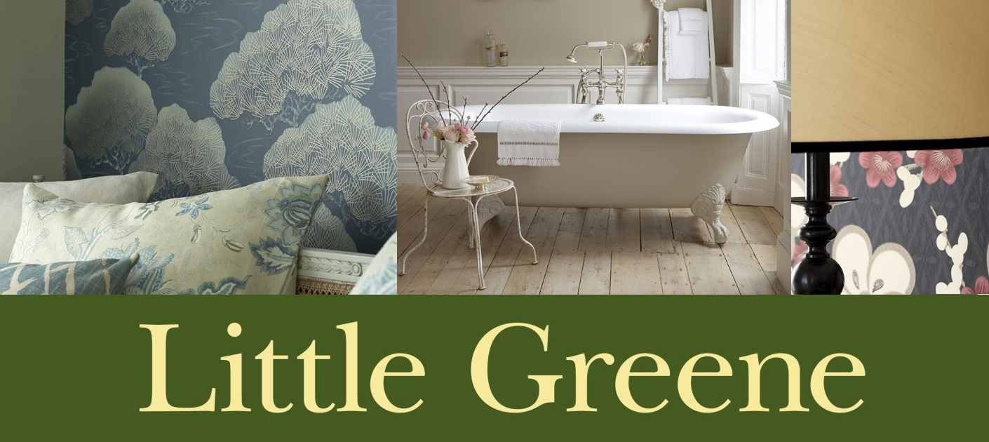 Little Greene is an independent, British paint manufacturer, committed to the socially and environmentally responsible production of high quality paints and ...