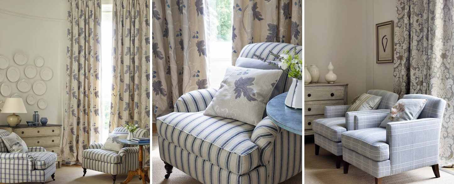 Buy Colefax And Fowler Milton Checks Stripes Alexander Interiors