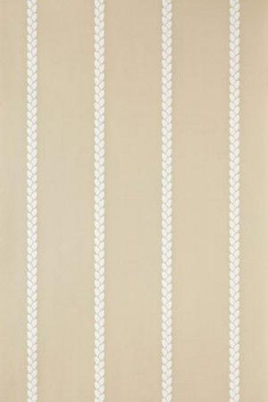 FARROW AND BALL PETAL STRIPE BP 2405 WALLPAPER