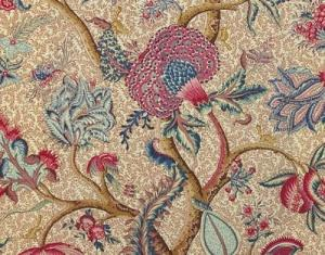 BRAQUENIE LE GRAND CORAIL-Toile Multicolore FABRIC