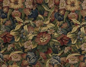 BRAQUENIE VERDURE FLAMANDE FABRIC