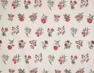 BRAQUENIE SEME PERSAN-Toile Multicolore FABRIC