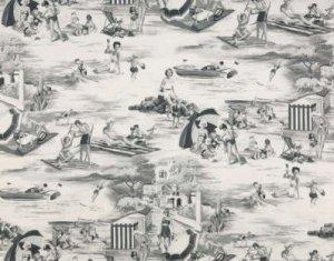 PIERRE FREY PIN UP FABRIC