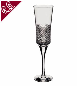 ROYAL BRIERLEY ANTIBES CHAMPAGNE FLUTE GLASS