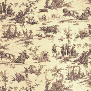 GP & J BAKER SEASONS SILK FABRIC