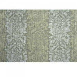 MULBERRY PLEATED DAMASK SILK  FABRIC