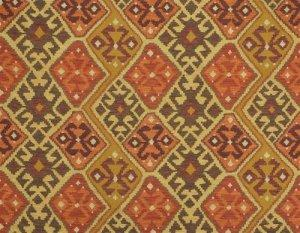 Linwood Kilim LF1234C Fabric