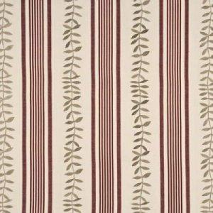 BAKER LIFESTYLE ROWAN STRIPE FABRIC