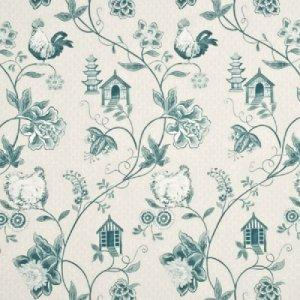 BAKER LIFESTYLE BANTAM TOILE FABRIC