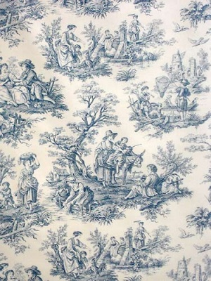 TITLEY & MARR PROVENCE FABRIC