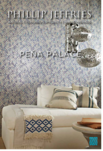Phillip Jeffries Pena Palace Wallpaper