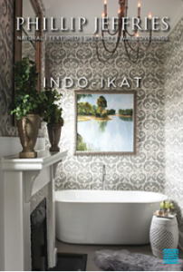 Phillip Jeffries Indo-Ikat Wallpaper