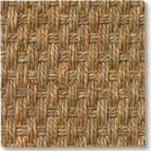 SEAGRASS BALMORAL BASKET WEAVE CARPET