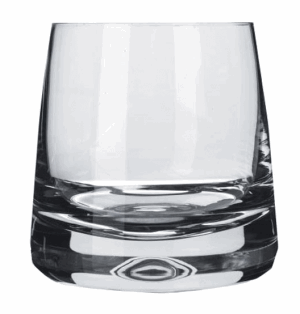 DARTINGTON CRYSTAL WHISKY COLLECTION THE CLASSIC SINGLE GLASS