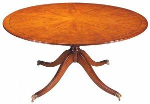 HANDMADE CIRCULAR DINING TABLE