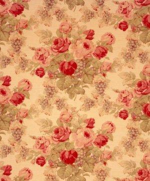 Bennison All Over Floral Fabric