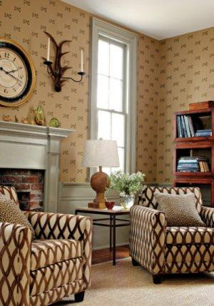 Thibaut Anniversary Bartram Wallpaper