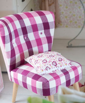 DESIGNERS GUILD BRERA QUADRETTO FABRIC