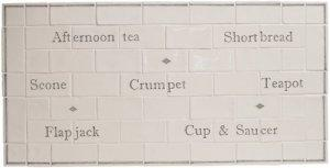 MARLBOROUGH TILES WORD PANELS TILES